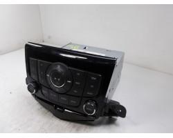 RADIO Chevrolet Cruze 2011 1.6 16V 13336630