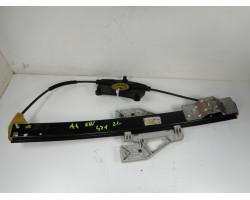 WINDOW MECHANISM REAR LEFT Audi A4, S4 2009 2.0TDI AVANT 8K0839461A
