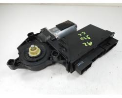 WINDOW MECHANISM REAR LEFT Audi A2 2003 1.4 16V 8Z0959801B