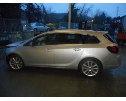 STEKLO  ZADAJ LEVA Opel Astra 2012 SW 1.7 DTI 16V