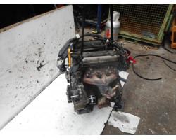 ENGINE COMPLETE Chevrolet Aveo 2010 1.2 16V B12D1