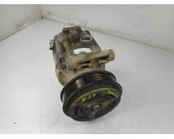 AIR CONDITIONING COMPRESSOR Fiat Panda 2007 1.2 4X4 scsb06