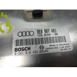 RAČUNALNIK MOTORJA Audi A4, S4 2002 2.5TDI
