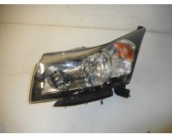 HEADLIGHT LEFT Chevrolet Cruze 2011 1.6 16V