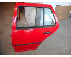 DOOR COMPLETE REAR LEFT Volkswagen Golf 1999 1.4 16V