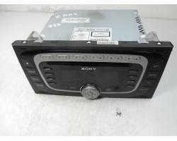 RADIO Ford C-Max 2009 1.8 TDCI