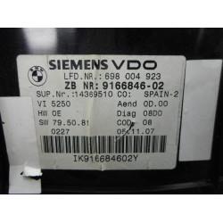 ŠTEVEC BMW 3 2007 320D AUT. TOURING