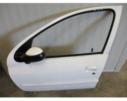 DOOR COMPLETE FRONT LEFT Peugeot 206 2004 1.4 hdi