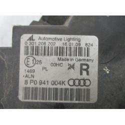 ŽAROMET DESNI Audi A3, S3 2005 2.0 TDI