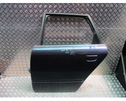 GOLA VRATA ZADAJ LEVA Audi A4, S4 2003 1.9 TDI