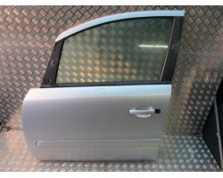 DOOR COMPLETE FRONT LEFT Opel Zafira 2008 1.9 DT 16V