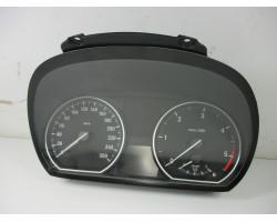 ŠTEVEC BMW 1 2008 120D