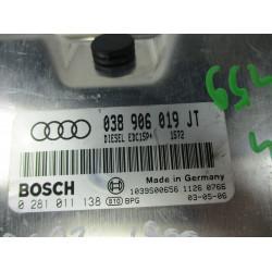 RAČUNALNIK MOTORJA Audi A4, S4 2003 1.9 TDI