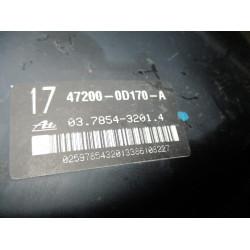 SERVO OJAČEVALEC ZAVOR Toyota Yaris 2007 1.3