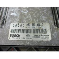 RAČUNALNIK MOTORJA Audi A3, S3 2004 2.0TDI