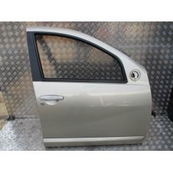 DOOR FRONT RIGHT Dacia Sandero 2009 1.4