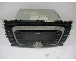 RADIO Ford Focus 2007 1.6 TDCi 7M5T-18C939-JD