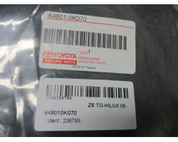 REAR WINDOW Toyota Hilux 2006  64801-0K070