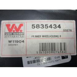 INNER FENDER Volkswagen Passat 1992  5835434