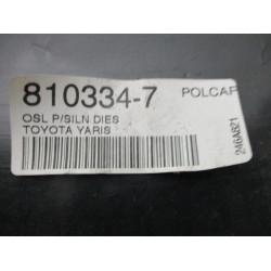 ZAŠČITA MOTORJA Toyota Yaris Verso 2001 1.3 2NZFE 810334-7