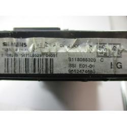 RAČUNALNIK BSI Peugeot 206 2003 1.4 9652474680