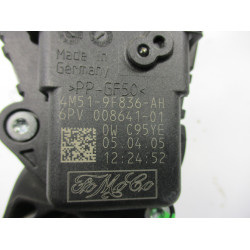 GAS PEDAL ELECTRIC Ford Focus 2008 1.6TDCI 4M51-9F836-AH
