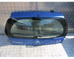 BOOT DOOR COMPLETE Citroën C2 2005 1.1I