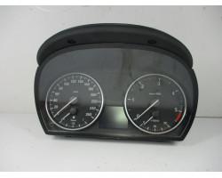 DASHBOARD BMW 3 2009 318D 9187060-02