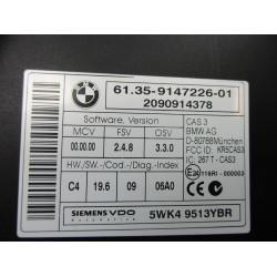 računalnik razno BMW 3 2009 318D 61.35-9147226-01