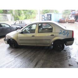 CAR FOR PARTS Dacia LOGAN 2006 1.5 DCI