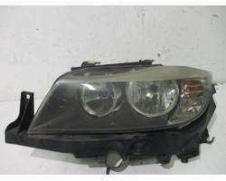 HEADLIGHT LEFT BMW 3 2009 318D 63.11-7202581.9