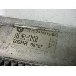 RADIATOR BMW 5 2004 520I 17117519212-02