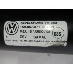 POLICA ZADAJ Volkswagen Golf 2008 V. VARIANT 2.0 TDI 1K9867871B