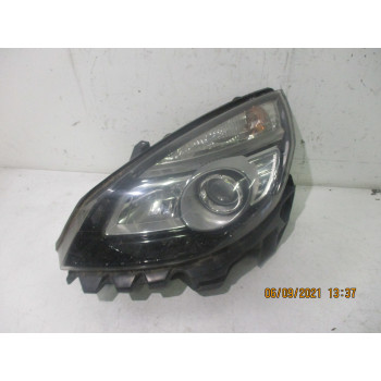 HEADLIGHT LEFT Renault SCENIC 2007 1.5