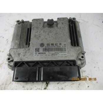 ENGINE CONTROL UNIT Volkswagen Touran 2008 1.9 TDI 03G906021RN