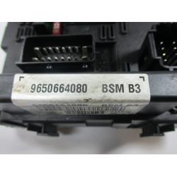 BSM CONTROL UNIT Peugeot 307 2004 MONOSPACE 2.0HDI 9650664080